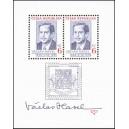 0124A (aršík) - 60. narozeniny Václava Havla