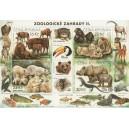 0936-939A (aršík) - Ochrana přírody - Zoologické zahrady II