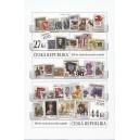 0982-983A (aršík) - 100 let československé poštovní známky
