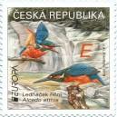 1026 - EUROPA: Národní ptáci – Ledňáček říční