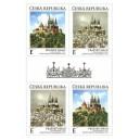 1027-1028 PL - Pražský hrad v ročních obdobích