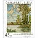 1034 - Umění: Václav Radimský: Topoly