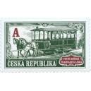 1036 - Technické památky: První koňská tramvajová linka