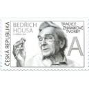 1056 - Tradice české známkové tvorby: Bedřich Housa