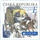 1070 - EUROPA: Poštovní cesty