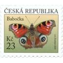 1103 - Motýli: Babočka