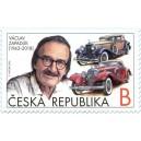 1104 - Tradice české známkové tvorby: Václav Zapadlík